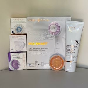 Clarisonic Mia Smart + Brushes Bundle